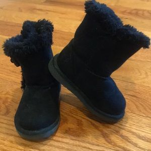 Toddler girls boots